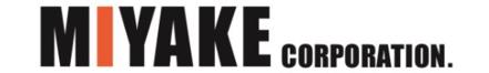 株式会社ミヤケコーポレーション 株式会社ミヤケコーポレーション 兵庫県 姫路市 会社ロゴ
