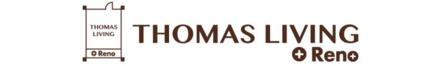 株式会社トーマスリビング 株式会社トーマスリビング 福岡県 福岡市博多区 会社ロゴ