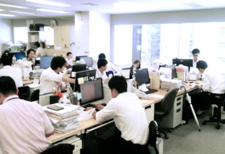 株式会社ランドネット 株式会社ランドネット 東京都 豊島区 社内の様子