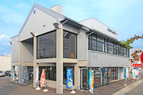 株式会社ウェーブハウス 主たる事務所 岡山県 岡山市北区 ウェーブハウス外観
