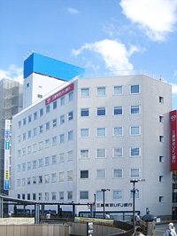 三菱地所ハウスネット株式会社 三鷹営業所 東京都 三鷹市 店舗外観