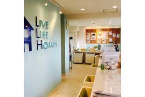 リブライフホームズ株式会社 リブライフホームズ株式会社 徳島県 徳島市 店内の様子
