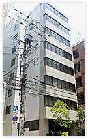 株式会社エヌプラッツ 大阪府 大阪市中央区  店舗ビル外観