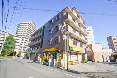 中央ハウジング 株式会社 本店 神奈川県 大和市 店舗外観