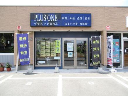 有限会社 プラスワン 有限会社 プラスワン 栃木県 小山市 店舗の外観
