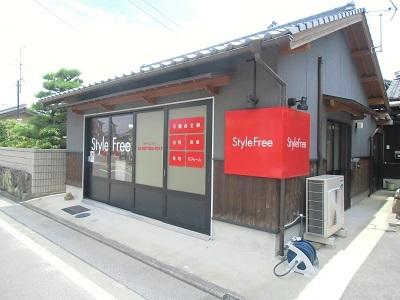 株式会社スタイルフリー 本店 香川県 高松市 店内